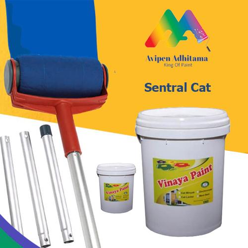 Agen Cat Dinding Beton Musthi Paint Semarang